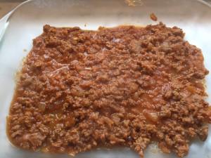 lasagna meat
