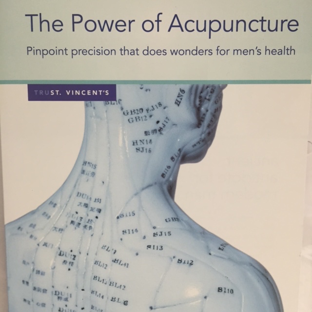 Acupuncture for sex drive